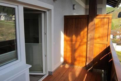 Komplett möbliertes Appartement im Skigebiet