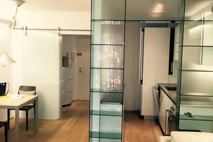 Voll möblierte Designerwohnung nahe Kongresspark / Furnished Designer-Apartment