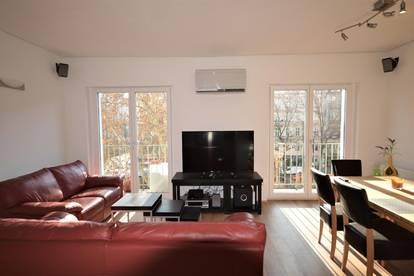 Ringstraßen-City-Apartment, möbliert, komplett ausgestattet, Klima