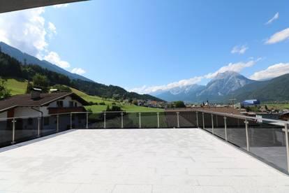 VERGEBEN - Wunderschöne Penthousewohnung mit 160m² Terrasse