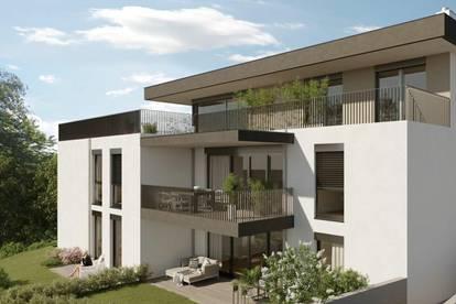 LETZTE FREIE EINHEIT: Weer - hillSIDE - Top W 01 - 3-Zi-Gartenwohnung