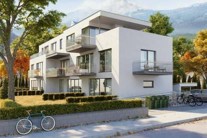 Amras West - Top 03 - 2-Zi.-Gartenwohnung