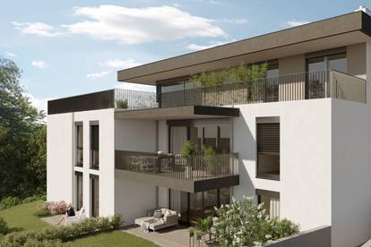 Weer - hillSIDE - Top W 01 - 3-Zi-Gartenwohnung