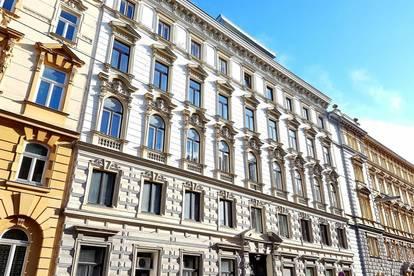GESCHÄFTSLOKAL | WEYRINGERGASSE | TOPLAGE | BESTE INFRASTRUKTUR | € 9,41/m² netto