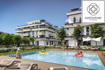 GARTENPARK KORNEUBURG | WOHNEN WIE IM 5 STERNE HOTEL | PROVISIONSFREI