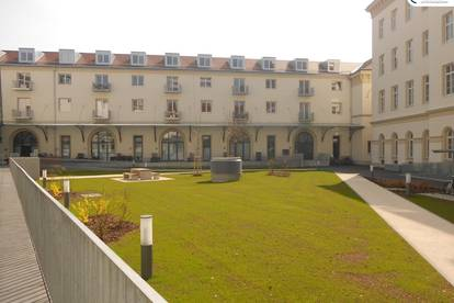 ** AB MITTE MÄRZ ** Elegante 3-Zimmer Wohnung mit Balkon im Palais Zollamt - Top 7b/1/30