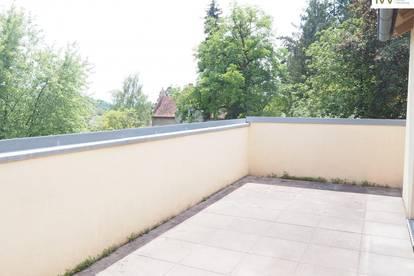 Single-Hit mit sonniger Dachterrasse: Mariatrosterstraße 101 b Top 4 b