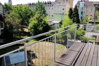 Moderne 2-Zimmer Wohnung mit Balkon in der Raimundstraße 24-26 / Top C5