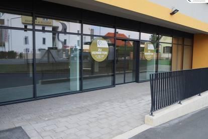 Neubau-Geschäftsfläche mit Lagerraum in Frequenzlage - direkt an der Kärntner Straße 538 in 8054 Seiersberg