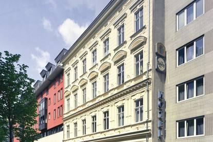 Lindengasse 14 - Stapelparkplatz
