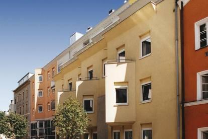 Schöne, zentrumsnahe Zweizimmer-Terrassenwohnung in der Mentlgasse 14 Top 17