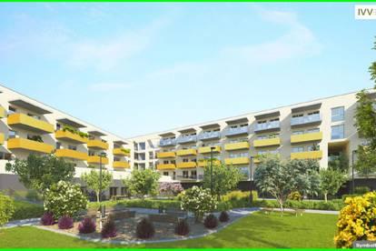 ERSTBEZUG! CITY SUITES GRAZ: provisionsfreie, geförderte Mietwohnungen in zentraler Lage - Karlauerstraße/Köstenbaumgasse