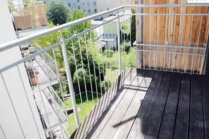 Sonnige 3-Zimmer Wohnung mit Balkon in der Raimundstraße 24-26, Top B15