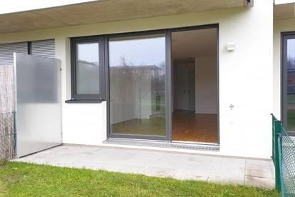 KONTAKTLOSE BESICHTIGUNG MÖGLICH! SINGLE-HIT mit Garten u. Terrasse in zentraler und ruhiger Lage - Keplerstraße 66 - Top W1