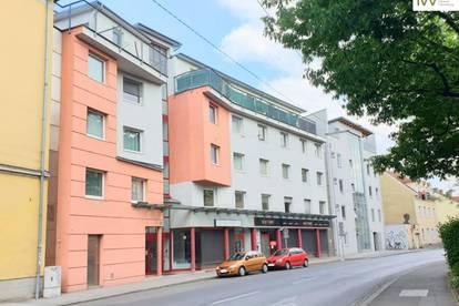 KONTAKTLOSE oder ONLINE-LIVE BESICHTIGUNG MÖGLICH! / Provisionsfrei für den Mieter: Single-Wohnung bei der TU - Petersgasse 15 - Top 07