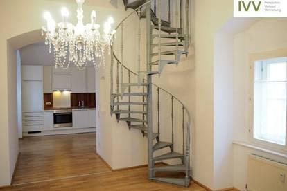 Exklusive 3-Zimmer Wohnung mit neu saniertem Bad im Schloss Lichtenegg - Top 17