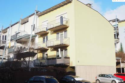 JETZT BESICHTIGEN: SICHER UND KONTAKTLOS - Schöne u. ruhige 3 Zimmer Wohnung mit Balkon in Geidorf - Fischergasse 25