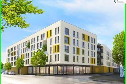 CITY SUITES GRAZ: provisionsfreie, geförderte Mietwohnungen in zentraler Lage - Karlauerstraße/Köstenbaumgasse