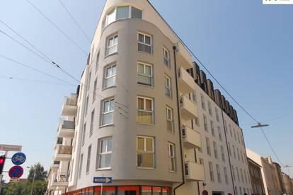 Großzügige 2-Zimmer Wohnung mit Loft-Charakter in der Raimundstraße 26 - Top B8