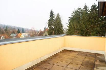 Single-Hit mit sonniger Dachterrasse: Mariatrosterstraße 101b Top 9 b