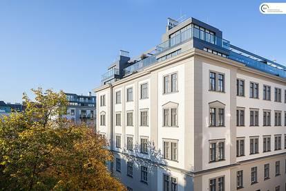 High-class living in der Wiener Josefstadt