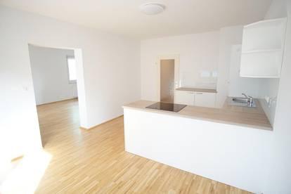 großzügige 3-Zimmerwohnung mit West Loggia