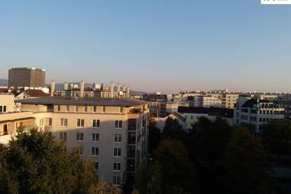 Zweizimmer-Wohnung mit Dachterrasse in der Brigittenau: Brigittagasse 13 - Top 40