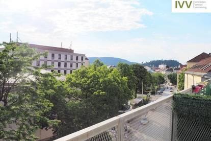Studenten-HIT in TU-Nähe mit Terrasse