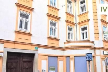 Lage ist Trumpf! 3-Zimmer-Dachgeschosswohnung beim Kunsthaus