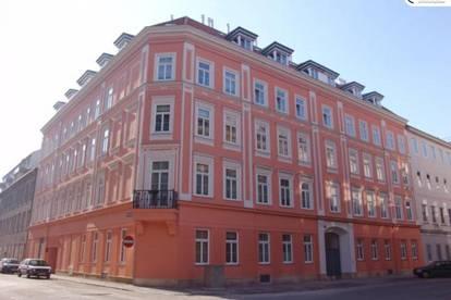 Achtung! Smarte Erdgeschoß-Zweizimmerwohnung am Kolonitzplatz: Hetzgasse 20 - Top 3
