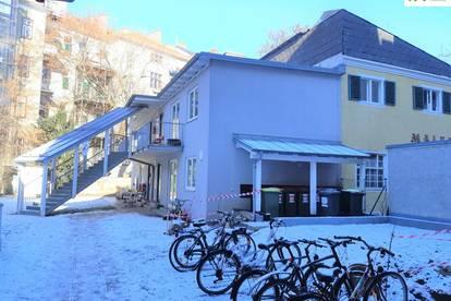 KONTAKTLOSE oder ONLINE BESICHTIGUNG MÖGLICH!/Ruhige 2 Zimmer Wohnung mit Balkon im Innenhof TU-Nähe, Schörgelgasse 11 Top 20