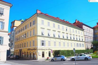 Attraktive Geschäftsfläche mit Auslage in sehr guter Lage nahe der Oper, Burggasse 17, Top 1