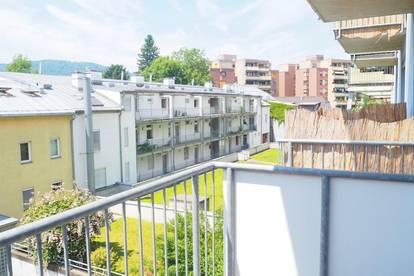 Freundliche 2 Zimmer Wohnung in ruhiger Innenhoflage mit Balkon - Fischergasse 25 - Top 11