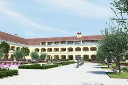 JETZT BESICHTIGEN: KONTAKTLOS ODER ONLINE! / Residieren im Schloss Neusiedl - Haus 2
