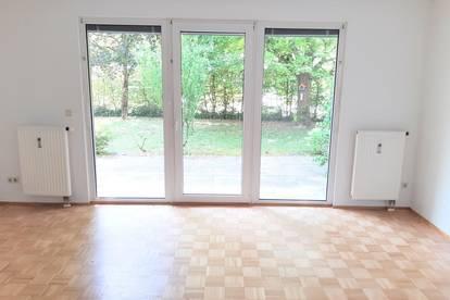 2 Zimmer Wohnung mit großer, sonniger Terrasse - Schwimmschulkai 96 - Top 4