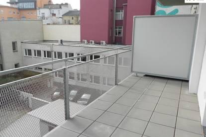 Moderne 3-Zimmer Wohnung mit großen Balkon in der Bürgerstraße 8 - Top 8