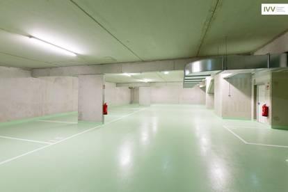 KONTAKTLOSE BESICHTIGUNG MÖGLICH! / Tiefgaragenplatz in einer neuen, hellen Garage - Idlhofgasse 48 -