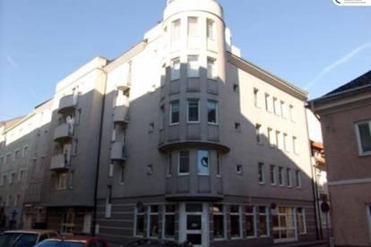 ** AB FEBRUAR ** Wohnen im Domviertel - sonnige Garconniere mit Balkon in der Hafnerstr.32/Wurmstr.12 - Top 24