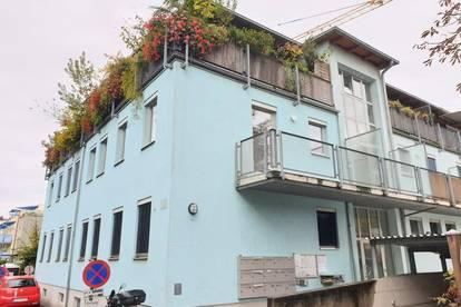 Freundliche 2 Zimmer Wohnung mit Balkon in zentraler Lage - Marktgasse 11 - Top 4
