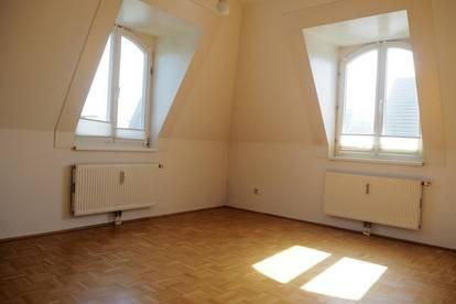 2-Zimmer Dachgeschoss-Wohnung in der Pfarrgasse 15 - Top 309