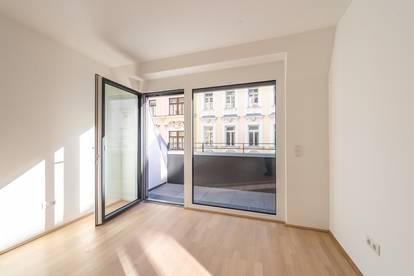 Six in the City: Hochwertiges DG-Apartment, BESTLAGE, 3-Zimmer ZWEITBEZUG mit 2 Terrassen!