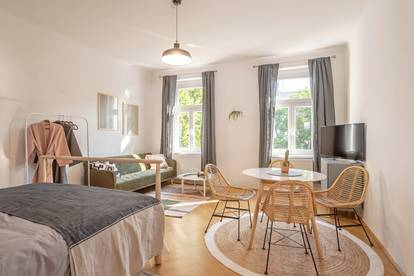 ++NEW++ Short-term Studio flat close to the centre of Vienna, 1-6 months, fully furnished!