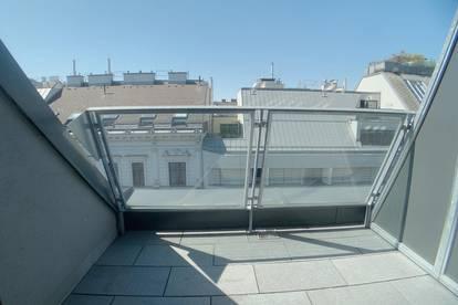 ++VIDEOBESICHTIGUNG++ Optimal geschnittene 3-Zimmer Dachgeschosswohnung mit Terrasse in Citylage!