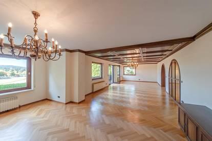 ++NEU++ Herrschaftliche Villa in absoluter RUHELAGE mit Pool und uneinsehbarer Gartenanlage!!