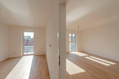 ++VIDEOBESICHTIGUNG++ Premium 2-Zimmer NEUBAU-ERSTBEZUG mit 6m² Balkon! toll für ANLEGER und Pärchen!