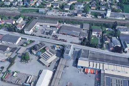 STEYREGG: BETRIEBSOBJEKT Büro-Lager- und (Produktions)Hallenflächen