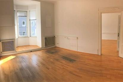 LINZ/URFAHR: Kompakte ca. 122,55 m2+BALKON Büro- Ordinations- Praxisfläche im Herzen von Urfahr