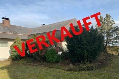 PASCHING: BUNGALOW ca. 140 m2 Wohnfläche, Grundstück ca. 829 m2