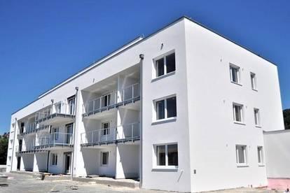Steyregg: Sichern SIE sich IHRE GARTENWOHNUNG im WOHNPARK STEYREGG mit ca.54m² Wohnfläche+X-Large-LOGGIA - MEHR.WERT - MIT SICHERHEIT.FÜR GENERATIONEN