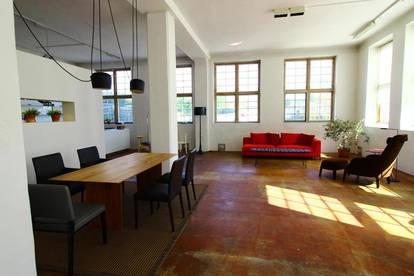 Loftwohnung und Bürofläche fürs neue Zuhause